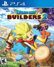 Đĩa game PS4 : Dragon Quest Builders 2