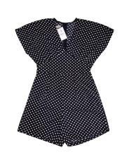 Jumpsuit chấm bi ngắn cực xinh Misa Fashion MS317 / Có 2 màu