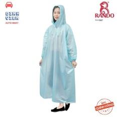 [ TIỆN ÍCH] Áo mưa Rando Poncho EasyTrum (APPC10) free size bảo vệ toàn diện che chở cho người thân yêu của bạn