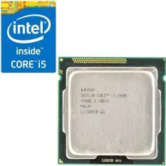 Chip máy tính cpu intel core i5 2400 (3.1 GHz, 6M L3 Cache, Socket 1155)