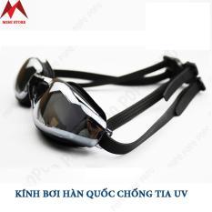 Kính bơi cận 1.0 đến 8.0 Hàn Quốc Phoenix cho người cận thị,chống tia UV, Kính bơi Phoenixchống tia UV, chống lóa. Kính bơi với dây silicone cao cấp. kính bơi cận .