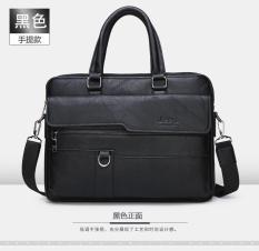 Túi xách cặp da đựng laptop 14inch da bò công sở JEEP BULUO T20 ( 39x28x6cm )