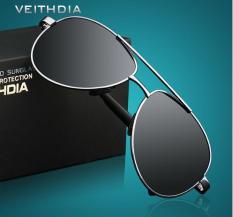 Kính mát phân cực thời trang nam cao cấp VEITHDIA 1306