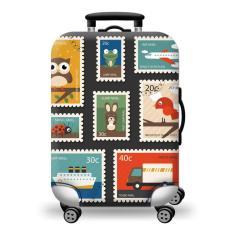 Túi bọc bảo vệ vali -Áo vỏ bọc vali H68- Size S- HPValiOEM