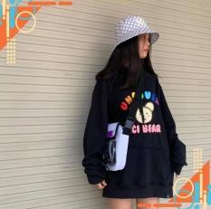 Áo hoodie, áo khoác hoodie nỉ nam nữ cực đẹp UNCOVER chất thun nỉ bông mềm mịn (nón 2 lớp)