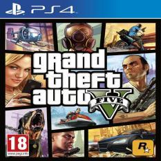 Đĩa Game PS4 – Grand Theft Auto V GTA 5
