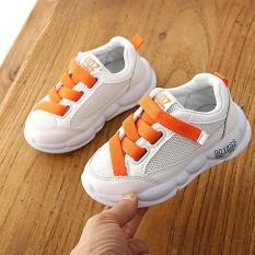[HOT TREND 2019] Giày thể thao bé trai ,bé gái cao cấp 9018SS siêu nhẹ, thoáng khí tốt dành cho bé 1-7 tuổi