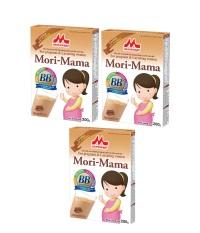 Combo 3 hộp Sữa bầu Morinaga Mori-Mama dành cho phụ nữ thời kỳ mang thai và cho con bú 200gr- hương socola (date T7/2021)
