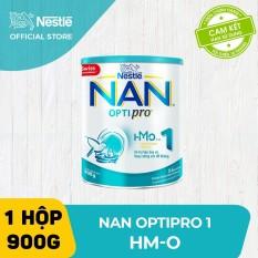 [FREESHIP] Sữa bột Nestle NAN OPTIPRO 1 H-MO 900g cho trẻ từ 0-6 tháng tuổi – HMO (Mẫu mới)