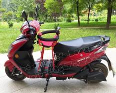 Ghế ngồi xe máy tay gas, xe máy điện, vespa sprint, xe số (tháo chân) vững chắc cho bé