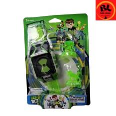Đồ chơi đồng hồ siêu nhân Ben 10 biến hình, đồ chơi trẻ em