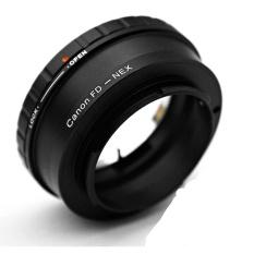 Ngàm chuyển đổi ống kính Canon FD – NEX – Chuyển đổi ống kính Canon ngàm FD sáng Sony NEX
