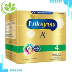 Sữa Enfagrow 4 hộp 2.2 kg hỗ trợ miễn dịch dành cho trẻ từ 2 đến 6 tuổi