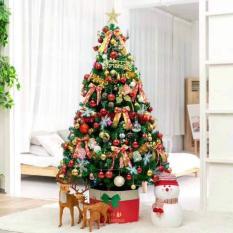 Cây Thông Noel (Cao 150cm) + kèm phụ kiện