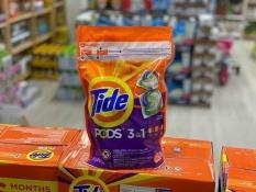 Viên giặt Tide Pods 42 viên xuất xứ Mỹ