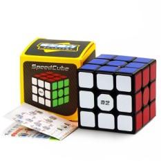 Rubik 3×3 Qiyi Sail W Rubik 3 Tầng Khối Lập Phương Rubik Sticker – Rubik Trơn Mượt, Bẻ Góc Cực Tốt