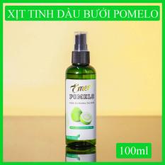 Tinh dầu bưởi xịt mọc tóc Pomelo 100ml giúp giảm rụng tóc, kích mọc tóc nhanh hơn gấp 2 đến 3 lần, nuôi dưỡng tóc từ sâu bên trong