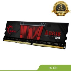 RAM G.SKILL AEGIS 8GB(8GBx1) DDR4 2666MHz F4-2666C19S-8GIS-Bảo hành 36 T