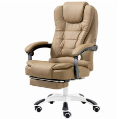Ghế xoay Văn Phòng Có Massage Lưng Kèm Để Chân Cao Cấp , phù hợp với những người làm việc nhiều trên máy tính
