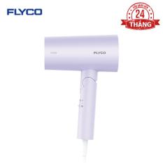 (New 2020) Máy sấy tóc FLYCO FH6277VN – Thiết kế hiện đại – Công suất lớn 1800W – Chức năng tạo Anion giúp tóc khỏe – 6 Mức điều chỉnh – Bảo hành 24 tháng – Hàng chính hãng
