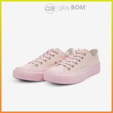 Giày Bata Nữ Trơn Màu Siêu Xinh B1001