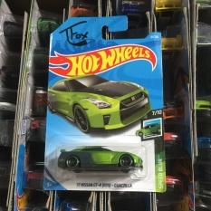 """Xe Mô Hình Hot Wheels tỉ lệ 1:64 """"Nissan GT-R (R35) – Guaczilla"""""""