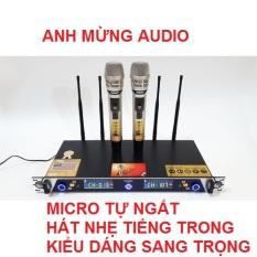 Micro không dây Shure UGX21-micro karaoke chuyên nghiệp ugx21