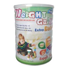 Sữa tăng cân cho bé trên 1 tuổi Weight Gain Export lon 900g