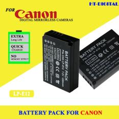 Pin Canon LP-E12 For Canon M10 M2 M20 M50 100D