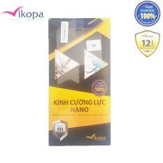 Kính Cường Lực NaNo Cao cấp ViKopa Dành Cho Iphone 6 /6plus 7/7plus X