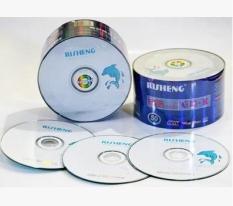 Đĩa trắng ,Đĩa cd trắng Risheng hộp 50 cái dung lượng 700mb