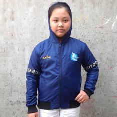 Áo khoác thời trang trẻ em cao cấp, thương hiệu Goking, form suông cho cả bé gái và bé trai (Hình thật)