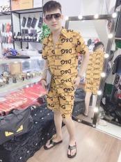 Nguyen Nam Fashion Hot Trend 2020 Bộ Tù Kẻ Sọc Quần Áo Phạm Nhân Kèm Ảnh Thật