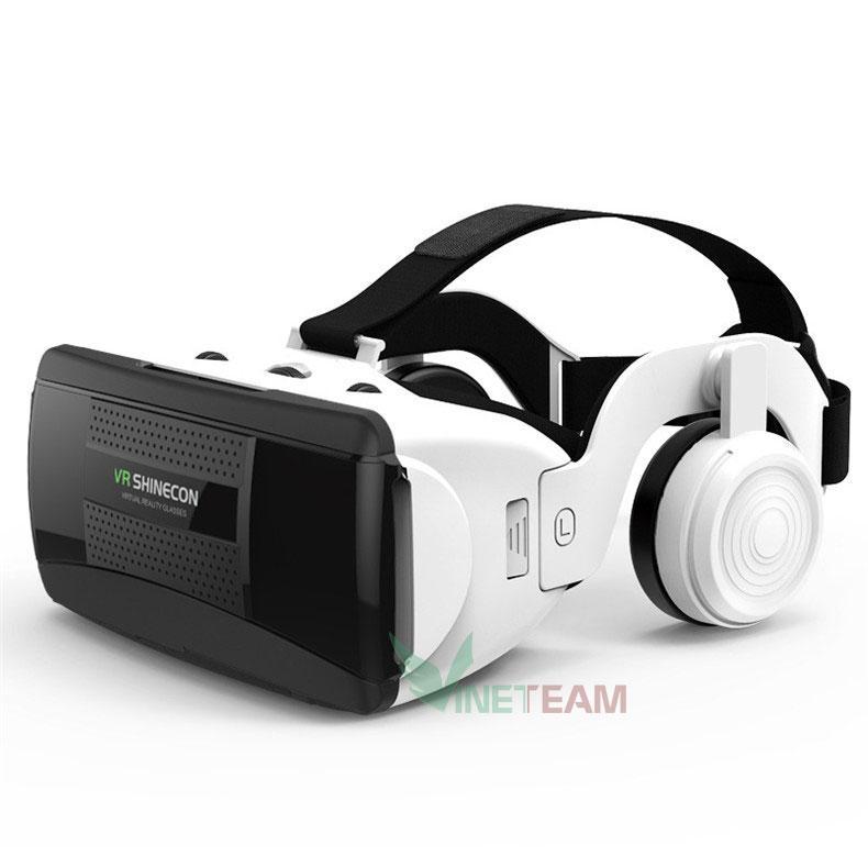 Kính Thực Tế Ảo VR Shinecon 6.0 G06EB Kính xem phim 3d VR Box