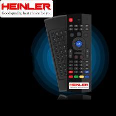 Điều khiển thông minh chuột bay Heinler HL-MX3-131 phiên bản Gyroscope (Đen)