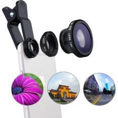 Lens Chụp Hình Điện Thoại 3 Trong 1 Thiết Kế bắt Mắt Mới Lạ (Xả Kho)