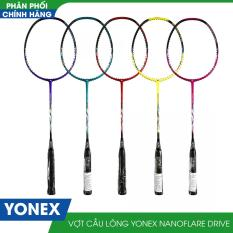 Vợt cầu lông Yonex Nanoflare Drive ( nhiều màu – màu giao ngẫu nhiên )