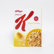Combo 2 Kellogg's Special K Oats & Honey 209g