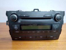 Đầu Audio CD Radio xe Toyota hàng zin (bảo hành 12 tháng)