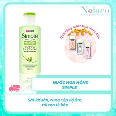 Nước hoa hồng Simple + Sát khuẩn cung cấp độ ẩm tái tạo tế bào+ Nước hoa hồng cho da dầu Nhật Bản + NOLACO – Giới hạn 1 sản phẩm/khách hàng