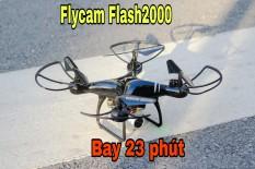 Flycam FLASH 2000 (bay 20-25 phút) Gimbal chống rung cực chất