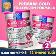 Sữa Hoàng Gia Úc Royal AUSNZ Premium Gold Số 2 900gr cho bé từ 6-12 Tháng