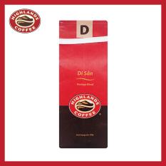 Cà phê rang xay Di sản Highlands Coffee 200g