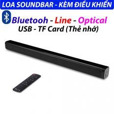 Loa thanh giải trí tại gia Loa Soundbar Bluetooth Tivi TVS- A3 – Âm thanh vòm sống động