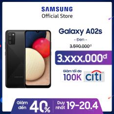 Điện thoại Samsung Galaxy A02s (4GB/64GB)