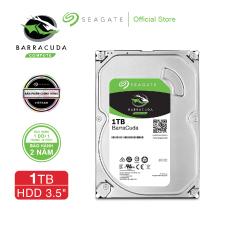 Ổ cứng HDD 3.5″ PC SEAGATE BarraCuda 1TB SATA 7200RPM 64MB – ST1000DM010