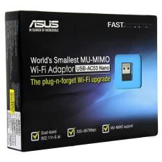 Thiết bị mạng ASUS USB-AC53 Nano Network USB Chuẩn AC1200, thiết kế USB nhỏ gọn, 2 băng tần