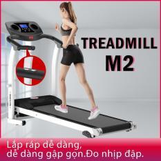 BG – Máy chạy bộ đơn năng mẫu mới Treadmill M2 Công xuất đạt 2.0HP