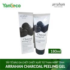 Tẩy tế bào da chết chiết xuất từ than hoạt tính ARRAHAN CHARCOAL PEELING GEL