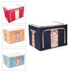 Túi vải đựng chăn màn, quần áo khung thép xếp gọn MANVTAN838